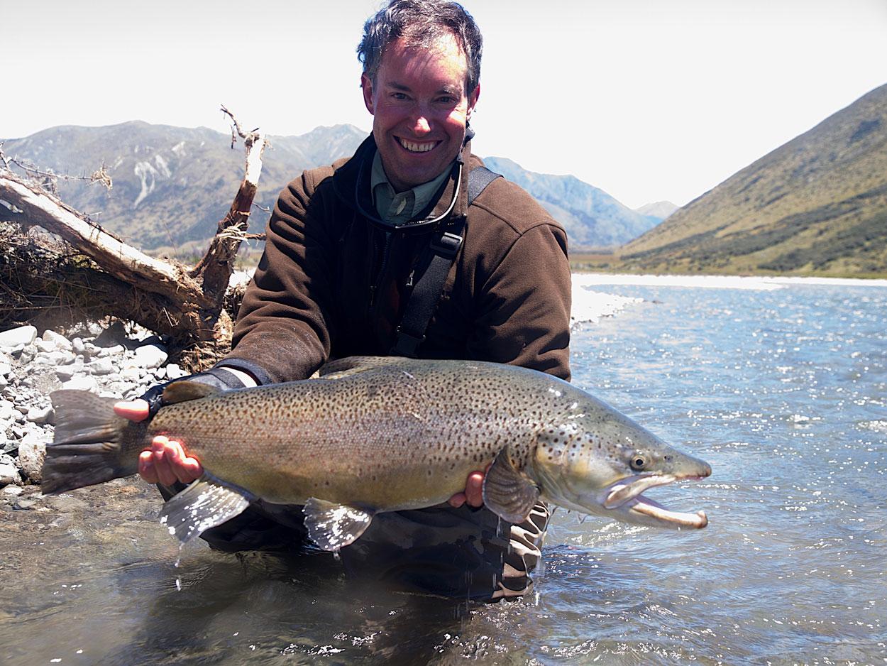 Ben Schulein 2016 fly fishing season